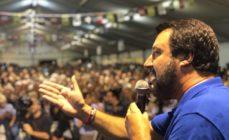 """Crisi di Governo, Salvini: """"Rifarei tutto ciò che ho fatto da uomo libero"""""""