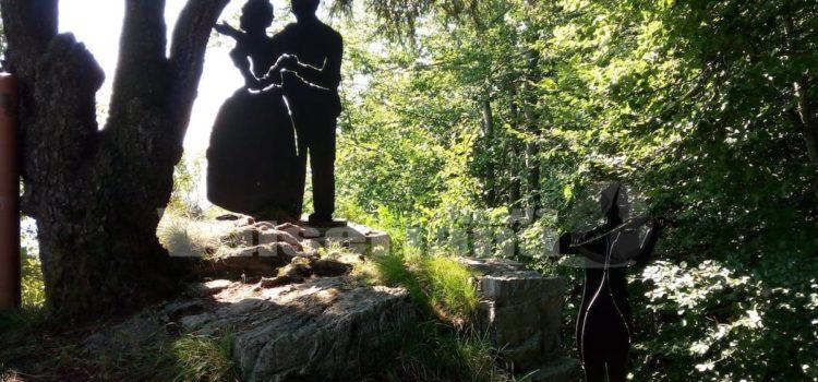 """Al """"Salto degli sposi"""", una breve escursione per tutta la famiglia"""