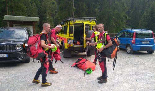 Escursionisti in difficoltà: soccorsi a Colere, Azzone e Valgoglio