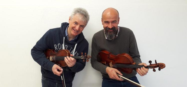 Violini in quota, domenica concerto di Begnis e Lorenzi al rifugio Coca
