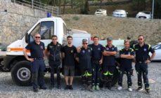 Dalla Val Seriana alle Cinque Terre, il prezioso contributo dei volontari dei gruppi antincendio