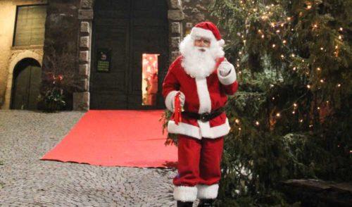 Babbo Natale torna in Val Seriana, da novembre la Casa Bergamasca è a Gromo
