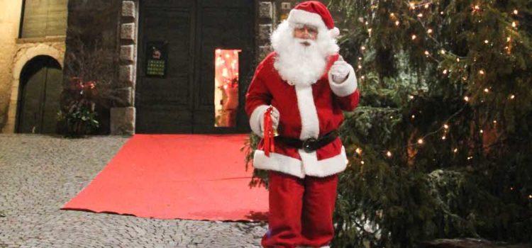Due settimane all'arrivo di Babbo Natale a Gromo