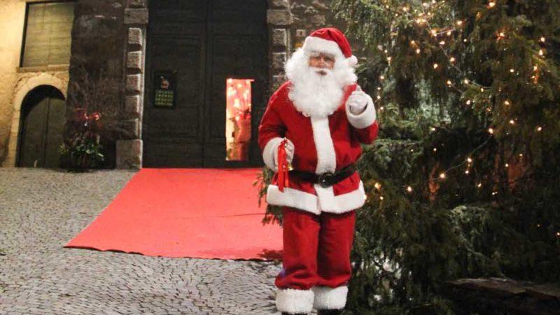 La Casa Bergamasca Di Babbo Natale.Due Settimane All Arrivo Di Babbo Natale A Gromo Valseriana News