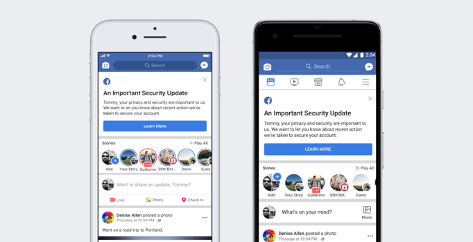 TechCafè – Facebook di nuovo nei guai: 50 milioni di account violati