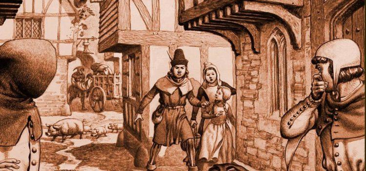 """""""Lercio Medioevo"""", a Gandino la quotidianità di otto secoli fa"""