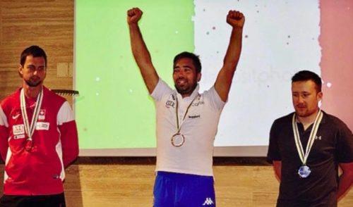 Sci d'erba: Lorenzo Gritti vince la Coppa del Mondo di Slalom