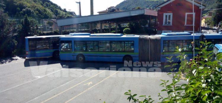 Scontro tra bus a Gazzaniga, i ricorsi contro il proscioglimento dei dirigenti Sab