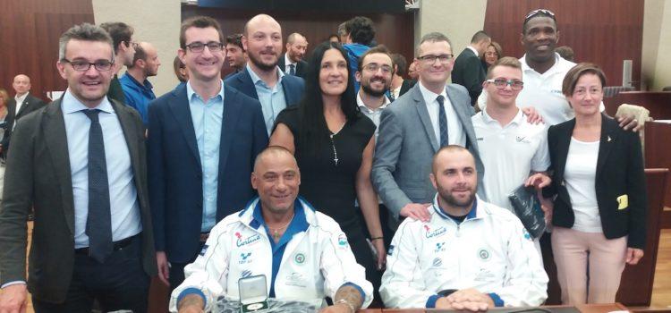 Regione Lombardia premia gli atleti paralimpici, 6 sono bergamaschi
