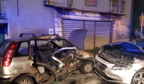 Incidente sulla provinciale a Colzate, 7 persone ferite