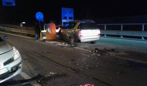 Nembro: due incidenti sulla provinciale