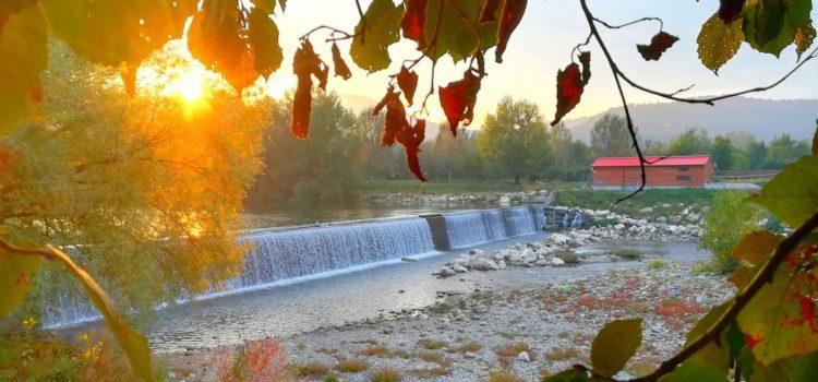 Centralina sul Serio, cascata ancora menomata – il punto con il sindaco Bertocchi