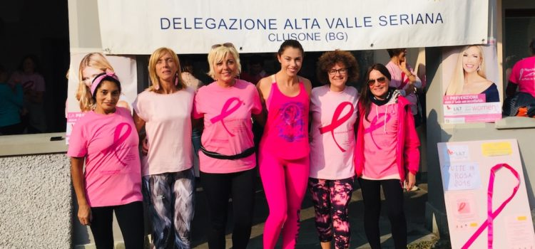 FIT by G – Tutte in rosa: quando il fitness incontra la Lilt