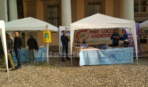 Bergamo, 1° Festival delle Pro Loco: Clusone ed Ardesio presenti