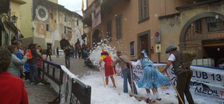 """Clusone: i """"Fondisti senza Gloria"""" trionfano alla Sci Ass 13 – Foto"""