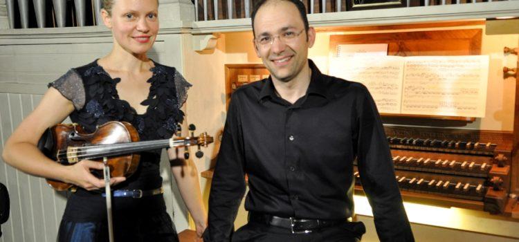 Organo e violino, Leffe celebra S. Cecilia in concerto