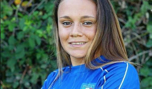 Anna Serturini, da Gorno a Roma e ora anche in Nazionale