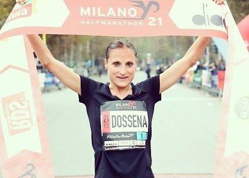 Milano Half Marathon: Sara Dossena si impone nella 10 km