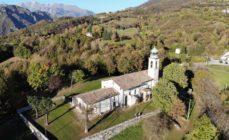 Domenica 16 giugno festa al Santuario della Trinità di Casnigo con lacc e chesciöla