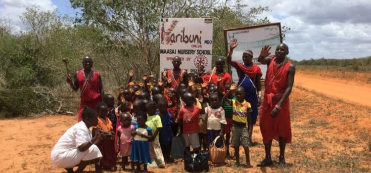 Castione, portachiavi solidali per il Kenya