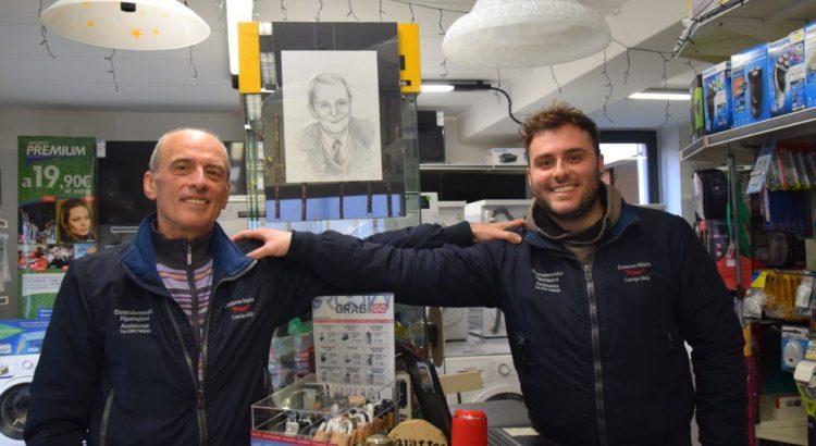 Freer da 64 anni, premio del lavoro ai Cattaneo di Casnigo