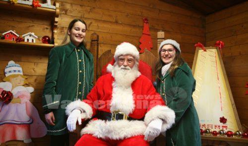 Babbo Natale è sul Monte Purito