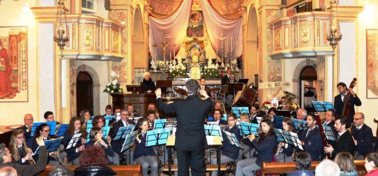 Ponte Nossa, a Natale il tradizionale concerto della Banda