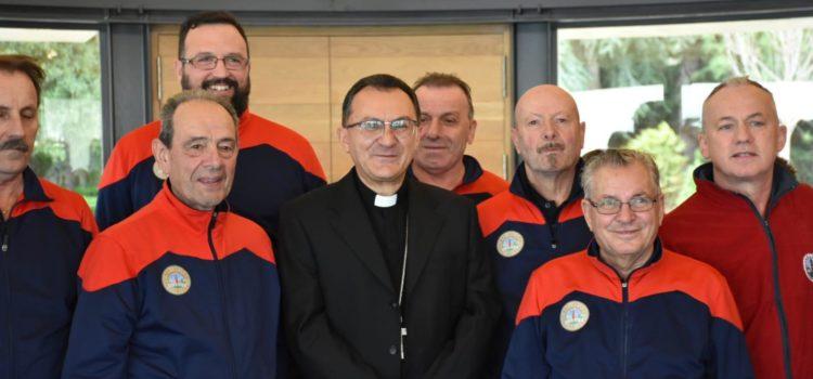 La Nunziatura Apostolica a Beirut accoglie il Coro Idica