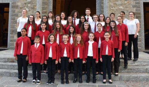 Piccoli cantori, grande concerto: sabato 8 dicembre il Concerto di Natale a Gandino
