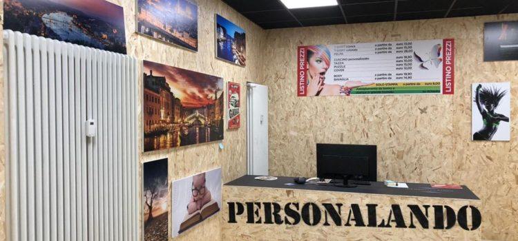Personalando diventa digitale: passo in avanti per la start up Seriana