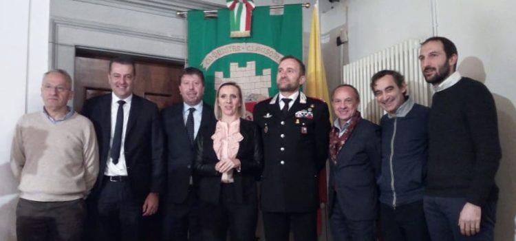 Clusone, sottoscritto l'accordo di programma per la realizzazione della nuova caserma dei Carabinieri