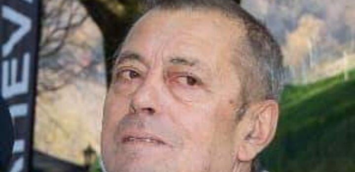Casnigo piange la scomparsa di Dario Franchina