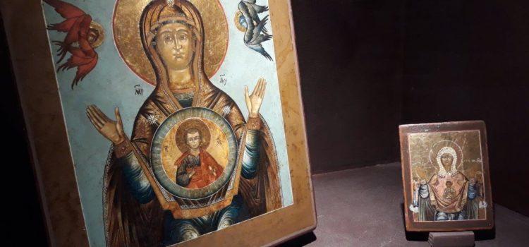 Iconae Mariae, a Gandino mostra prolungata al 7 aprile
