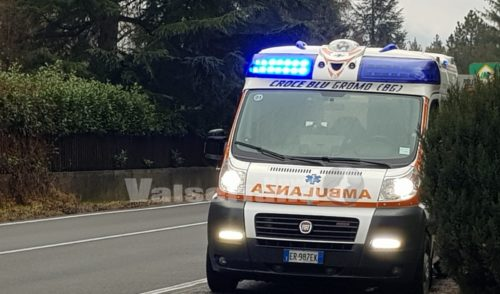 Incidente al Ponte Costone, ferita una donna