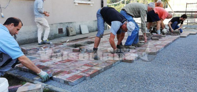Clusone: continua il Sogno di Sofia, venerdì l'inaugurazione dei parcheggi per le case popolari
