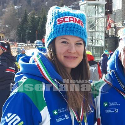 Valentina Maj dello Sci Club Schilpario convocata ai mondiali under 23 di sci nordico