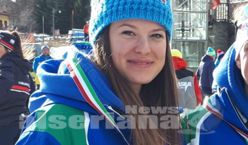 Valtellina: Valentina Maj seconda nella prova di sci nordico
