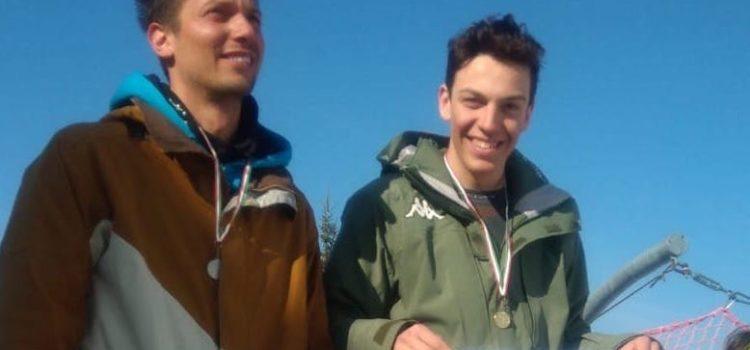Studenti dell'ISISS di Gazzaniga vincitori ai Campionati studenteschi