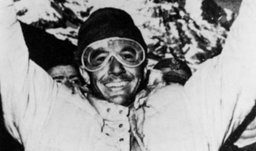 Accadde oggi: Walter Bonatti sale in solitaria la Nord del Cervino