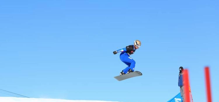 Mondiali di snowboard cross, Moioli qualificata per le finali