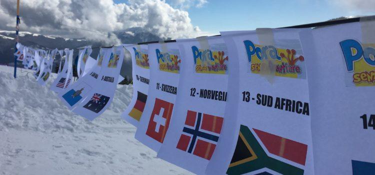 """Al Monte Pora i """"Giochi senza frontiere"""" sulla neve"""
