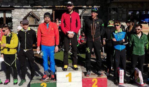Pietro Lanfranchi domina la Timogno Ski Raid