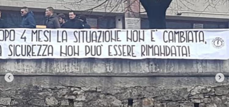Schianto bus a Gazzaniga, ancora una protesta