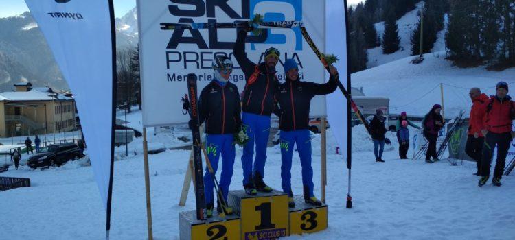 Sci alpinismo: l'Esercito domina la Ski Alp 3 con Antonioli e Murada