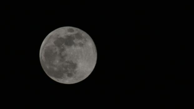 Le vostre foto della Super Luna