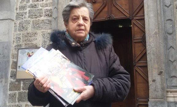 La comunità di Gandino piange Andreina Torri Lazzaroni