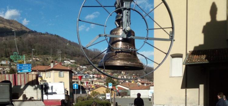 Nembro in festa per le campane restaurate – foto