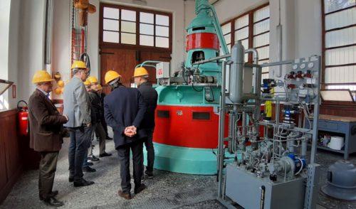 Giornata mondiale dell'Acqua: porte aperte alla centrale di Campignano – Foto e video
