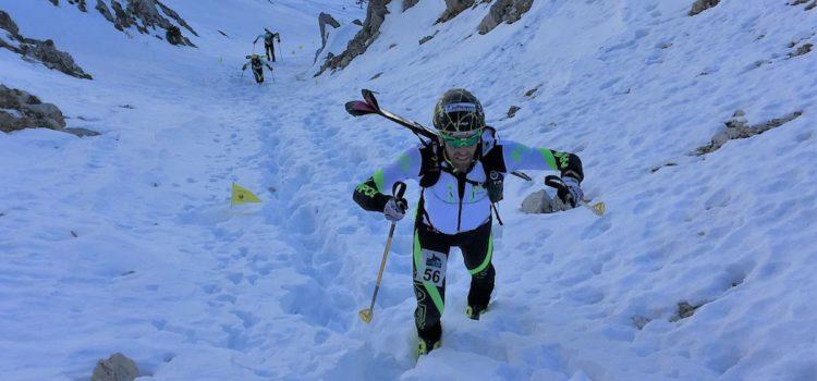 Fabio Pasini vince la ValcanUp – la classifica