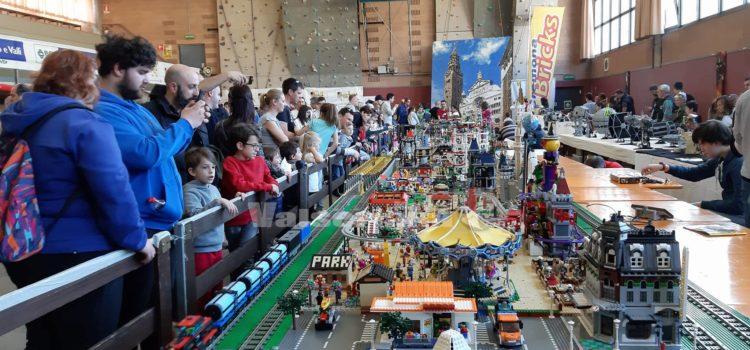 Villa di Serio, le Lego conquistano tutti – foto